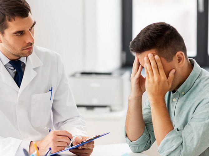 Konsultacja lekarska - wywiad