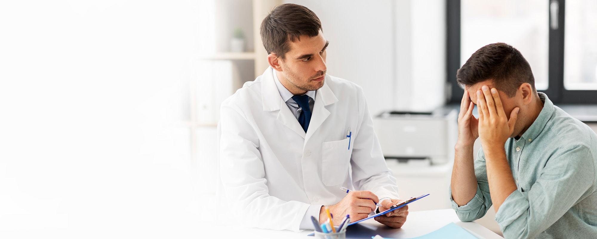 Ponad <span>50% chorych na migrenę</span>